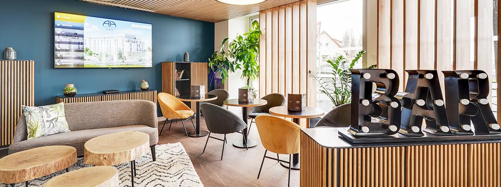 Appart Hotel 3* à Palaiseau